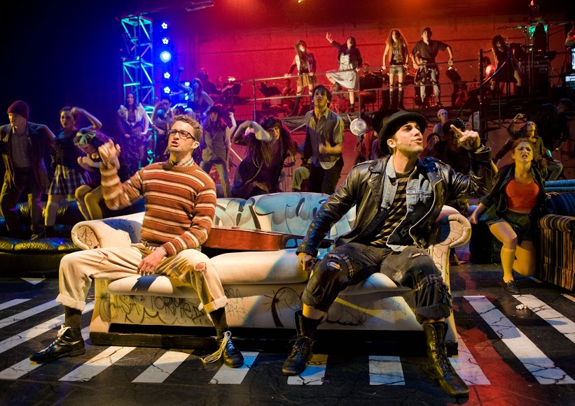 Rent  The Musical  Past Show