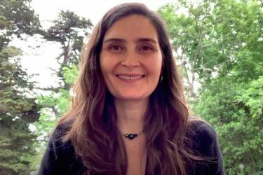 Theater Arts Academic Advisor Moon Rinaldo