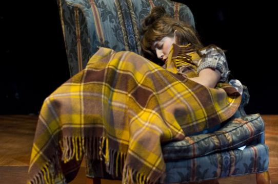 "Image of ""Almost, Maine"" - Asleep"