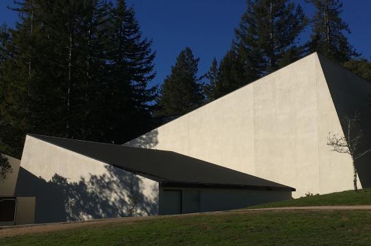 UCSC Theater Arts Center exterior image