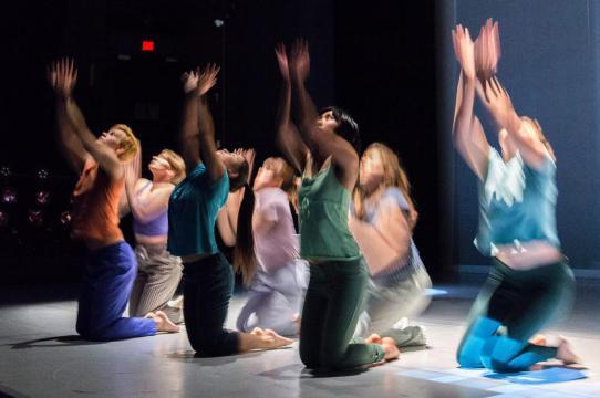 Photo Credit: Stephen Louis Marino, Choreography by Alyssa Soderberg
